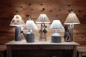 Antique lamps (1)